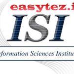 مقاله ی ISI چیست؟ | مزایای یک مقاله ISI
