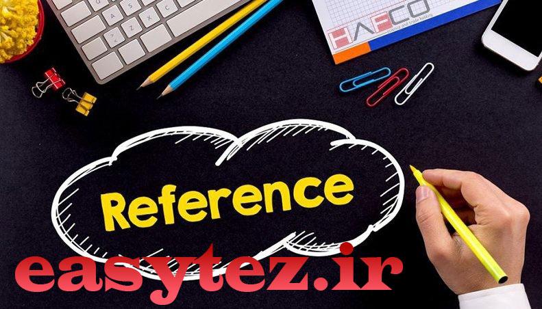 27 - انواع روش های رفرنس دهی